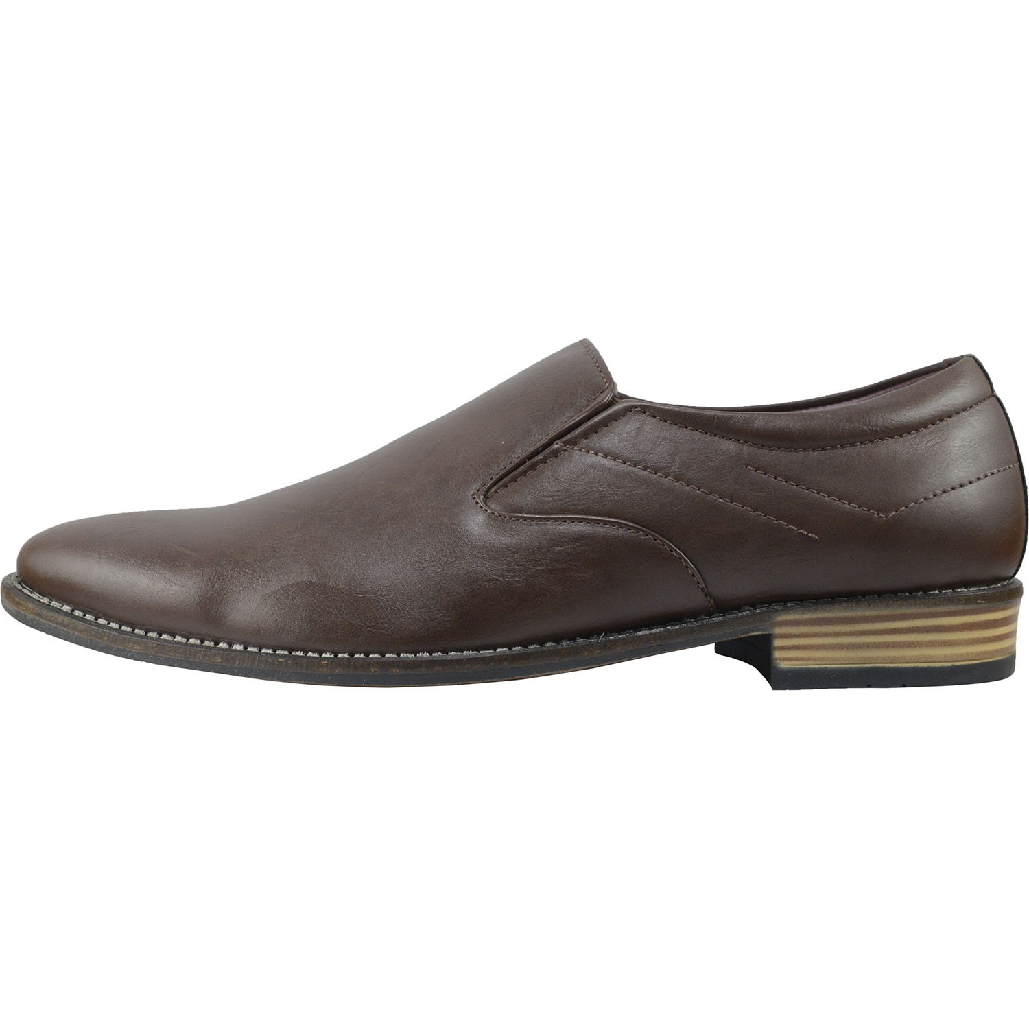 Vonzo Mens Slip On Shoes Stylish Dress Formal Business Casual Oxfords Loafers