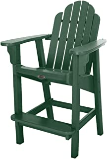 product image for Nags Head Hammocks Classic Counter Height Chair, Forest Green