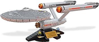 Mega Bloks Star Trek U.S.S. Enterprise Construction Set