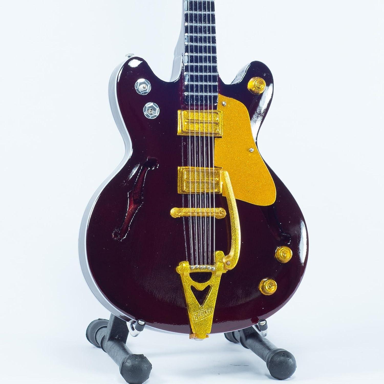 Mini guitarra de colección - Replica mini guitar - The Beatles ...