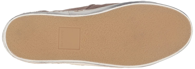 Dolce Vita Women's Zalen Fashion Sneaker Taupe B01EKKPPLE 6 B(M) US|Dark Taupe Sneaker cc6e63