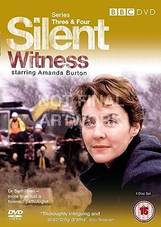 silent witness dvds