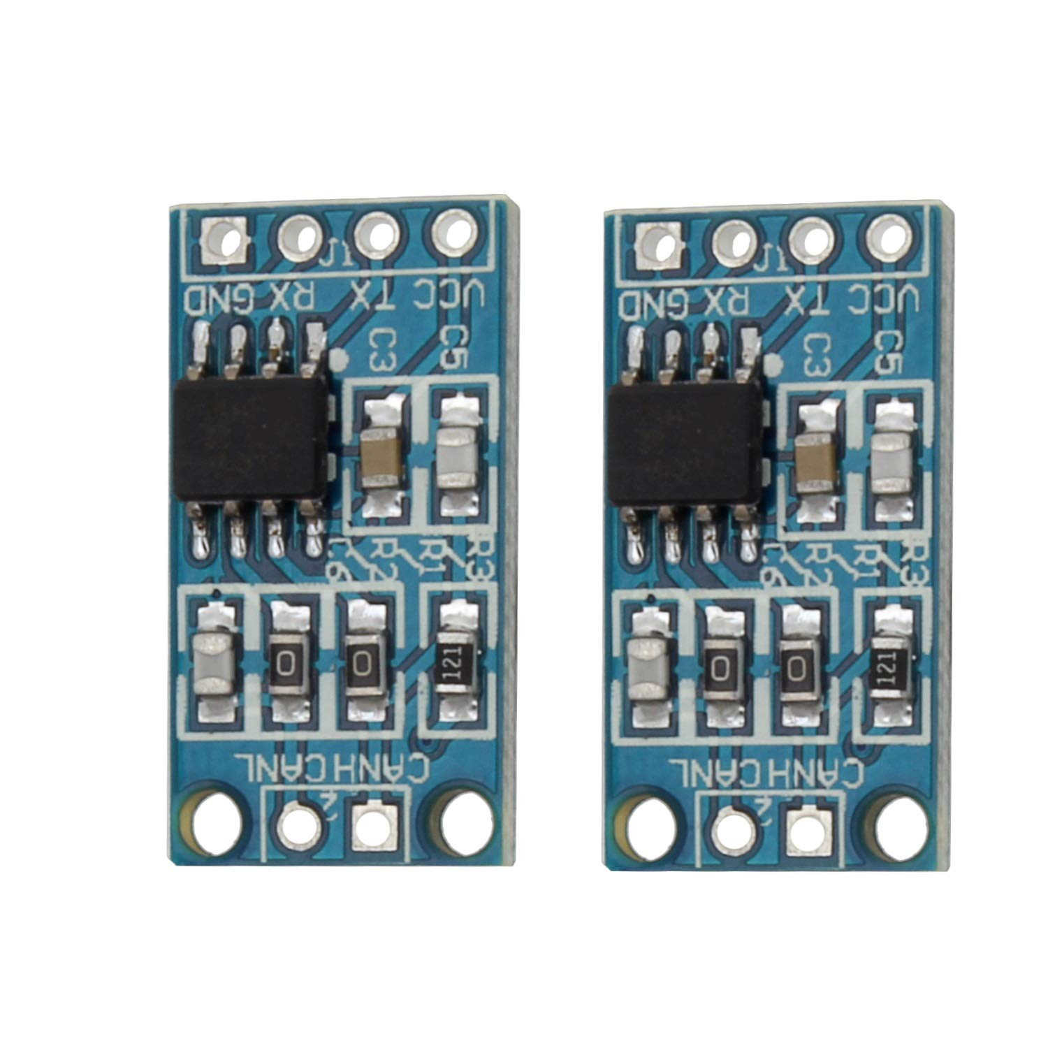 TJA1050 CAN The Controller Interface Module The Bus Driver Interface modul