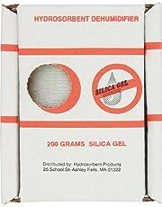 Hydrosorbent Silica Gel Dehumidifier 200 Gram Reuseable [Misc.]