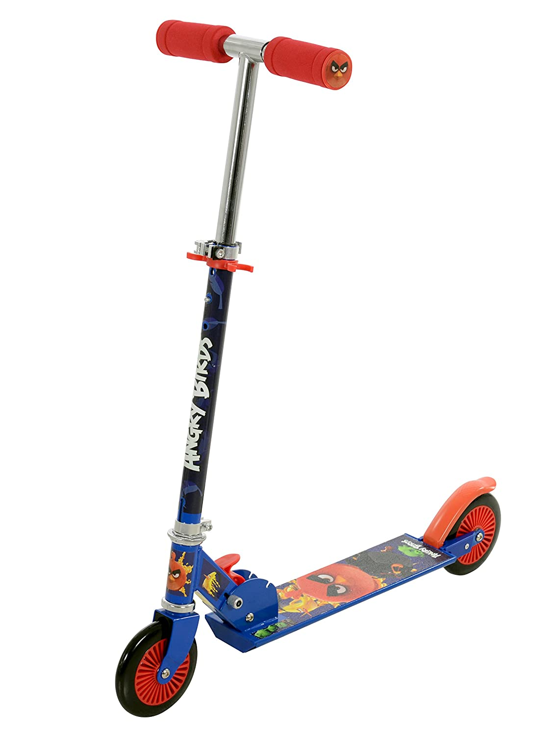 Angry Birds Plegable Inline Scooter