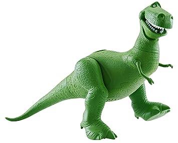 Mattel Disney Pixar Toy Story Talking Rex  Amazon.co.uk  Toys   Games 8e2e3b128d2