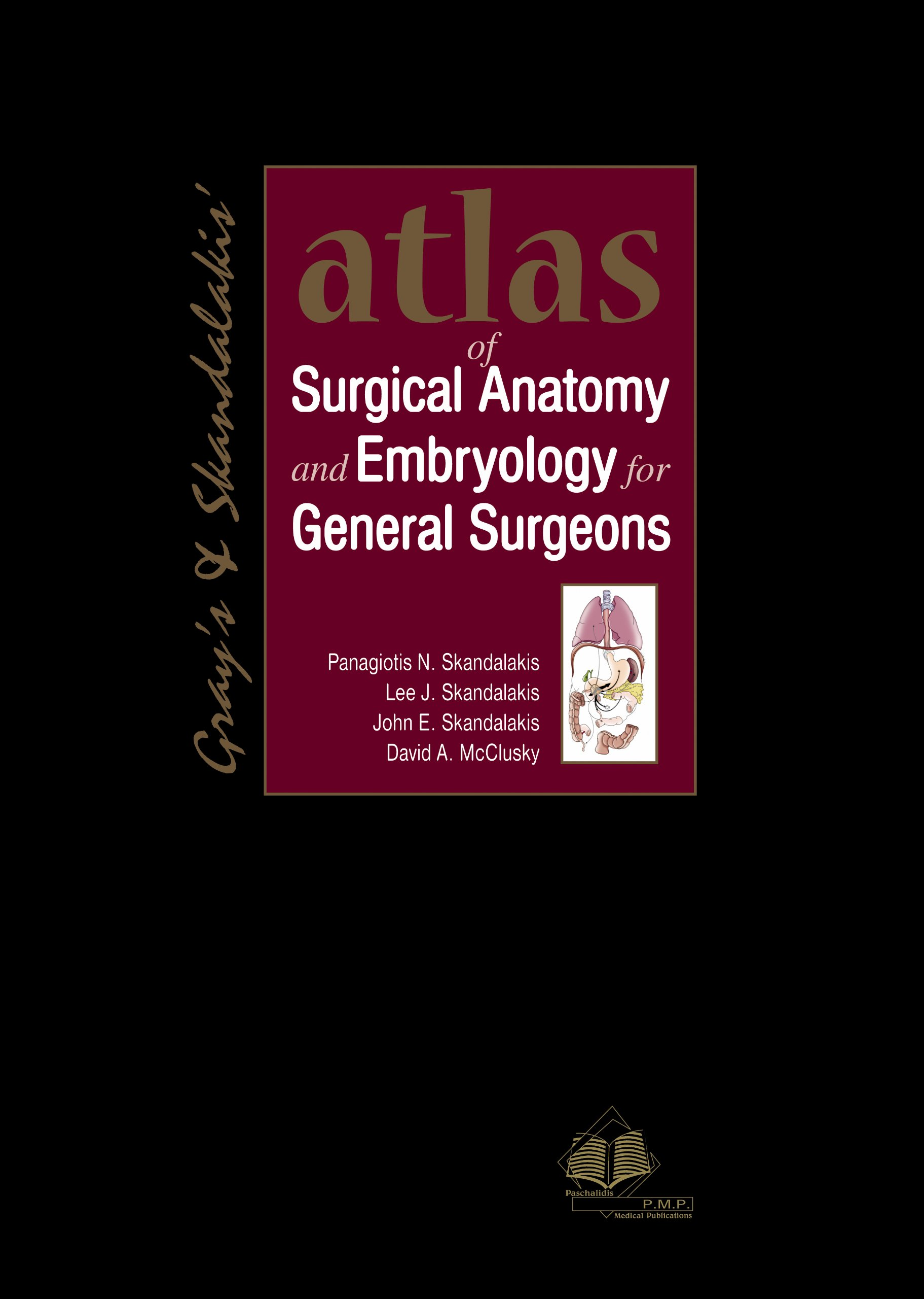 Atlas of Surgical Anatomy and Embryology for General Surgeons ...