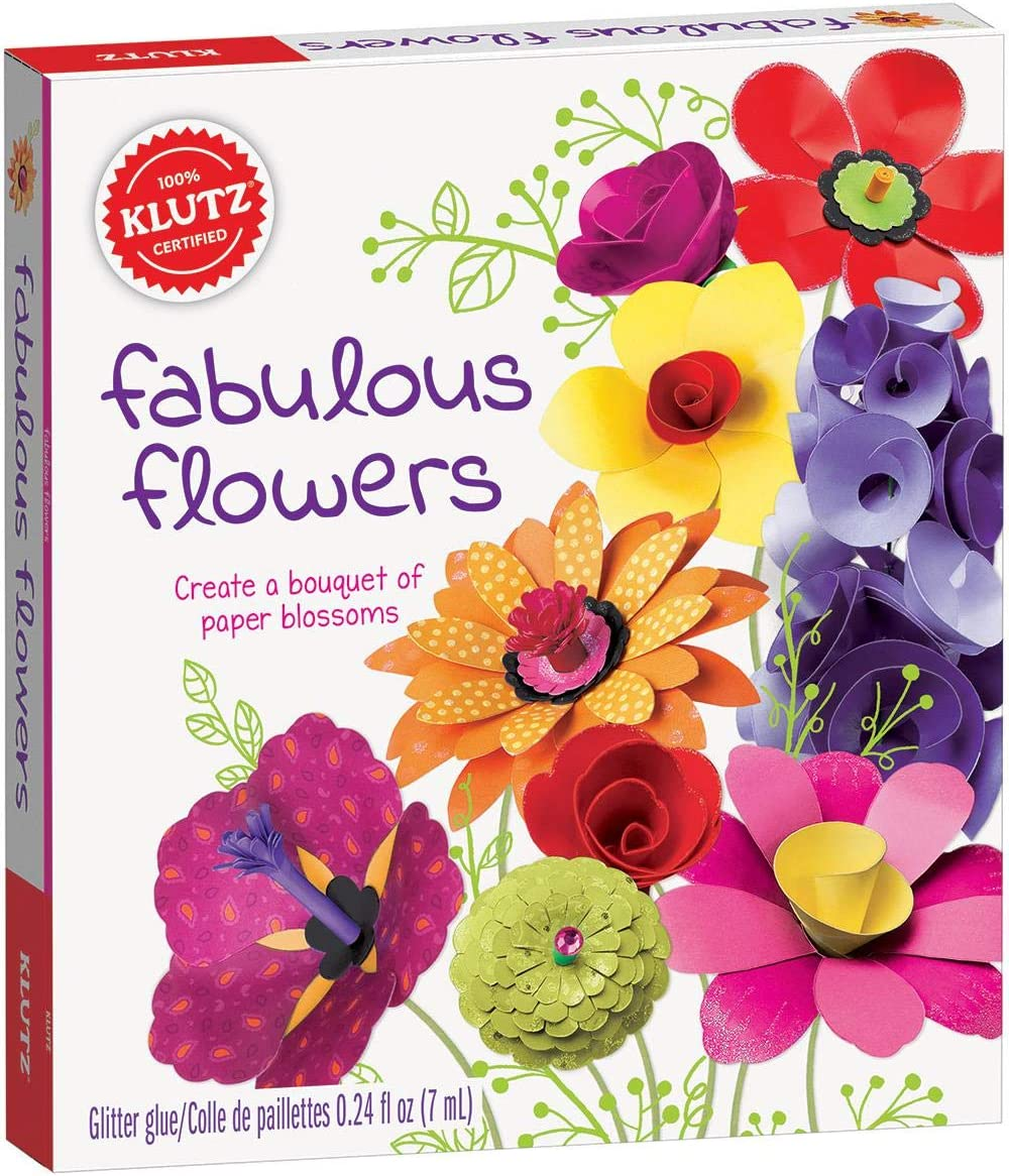 Image result for fabulous flowers klutz