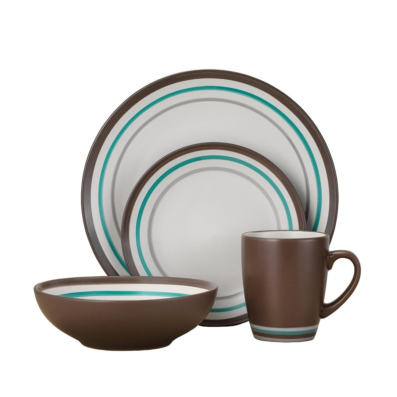 amazoncom pfaltzgraff henley 16piece dinnerware set service for 4 dinnerware sets - Pfaltzgraff Patterns
