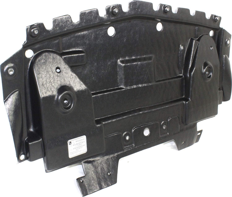 Garage-Pro Engine Splash Shield for CADILLAC CTS 2008-2014 Under Cover//Air Deflector Coupe//Sedan//Wagon