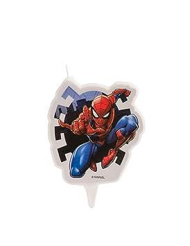 Dekora Vela Spiderman: Amazon.es: Juguetes y juegos