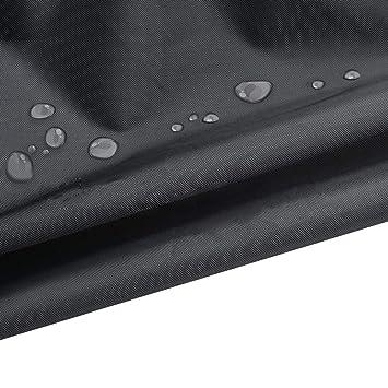 MJY Cubierta de polvo impermeable para muebles210D Tela Oxford ...