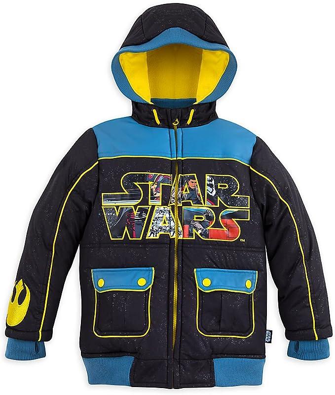 Star Jacket Comic Wars Boys Winter y8mvwn0NO