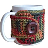 Fall Coffee Mug Cozy Sleeve