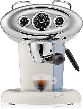 Illy 949791 - Máquina de café en cápsulas, ABS sintéticos, Policarbonato, Blanco, 1l: Amazon.es: Hogar