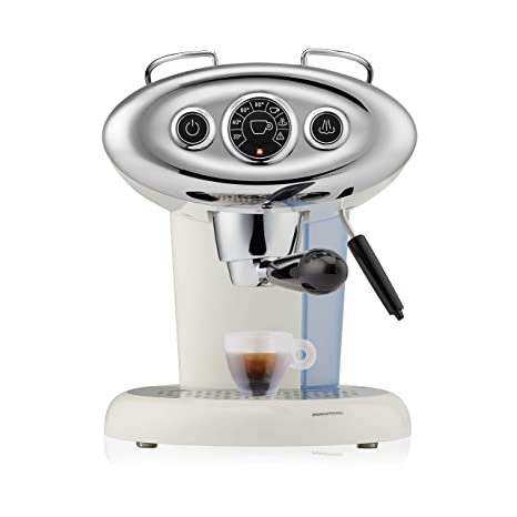 Illy 949791 - Máquina de café en cápsulas, ABS sintéticos, Policarbonato, Blanco, 1l