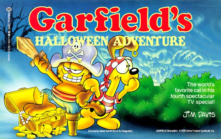 Garfield's Halloween Adventure -