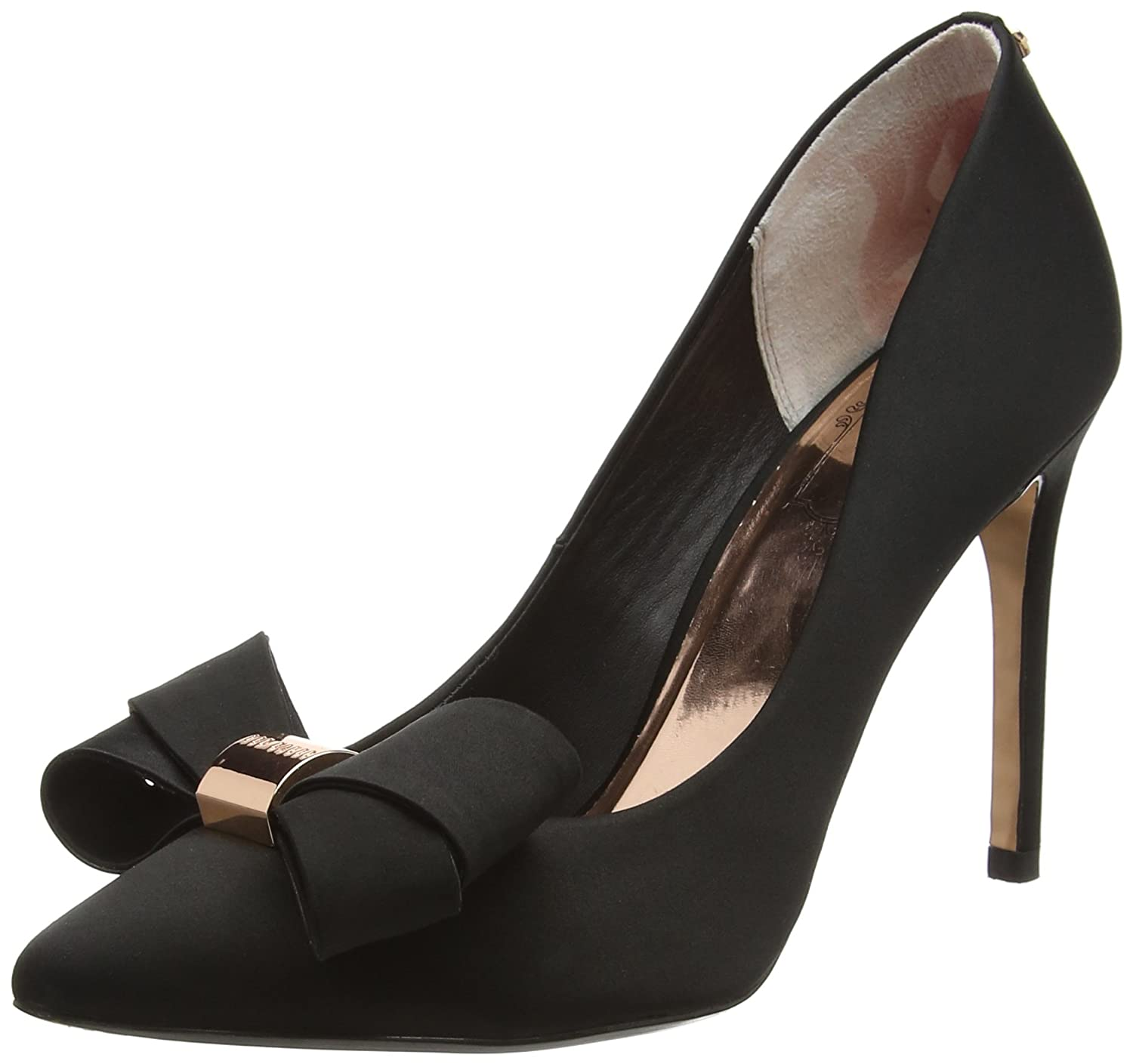 2aebed2e0d76 Ted Baker Women s Ichlibi Closed-Toe Pumps  Amazon.co.uk  Shoes   Bags