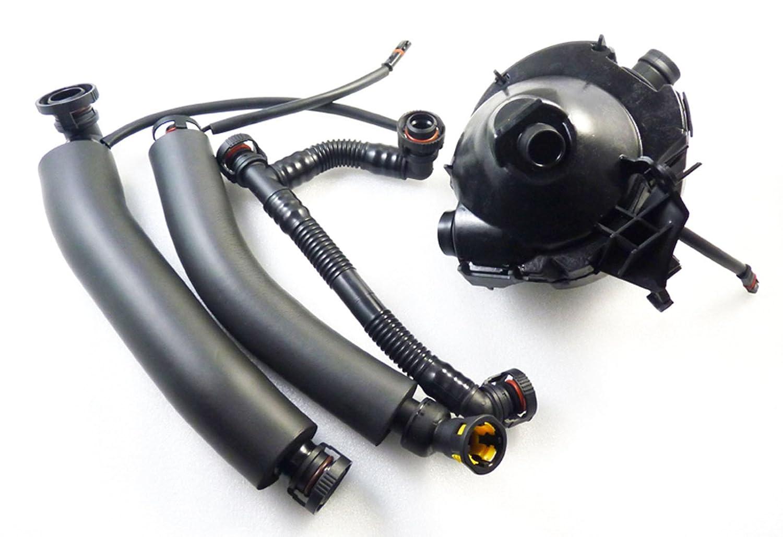 ENGINE CRANKCASE VALVE OIL SEPARATOR KIT 11617531423 NEW FOR BMW N52 3er Touring 5er 5er Touring 6er Cabriolet 7er Rejog4 Auto