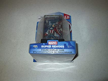 Amazon.com: Disney Infinity 2.0 Collectors Edition Captain ...