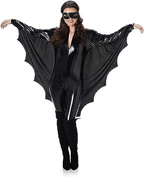 Disfraz de murciélago sexy mujer Halloween: Amazon.es: Juguetes y ...