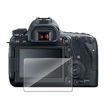 Canon EOS 6d Mark II 6d 2 Mk2 Protector de pantalla, myecogo ...