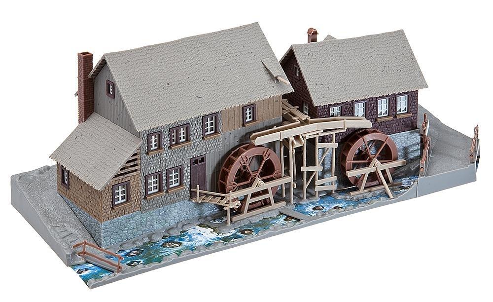 Faller 130388 Mill Hexenloch HO Scale Building Kit