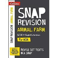 Animal Farm: New Grade 9-1 GCSE English Literature AQA Text Guide (Collins GCSE 9-1 Snap Revision)