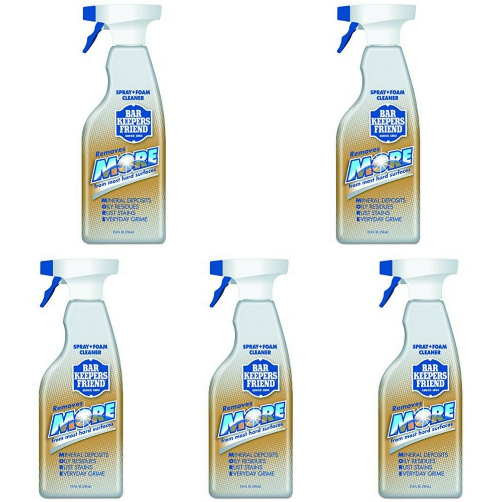 Bar Keepers Friend 11727 Bkf Spray and Foam Cleaner