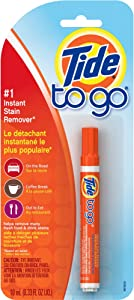 Tide To Go Instant Stain Remover Liquid, 1 Count
