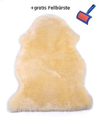 Baby-Lammfell Öko-Schaffell medizinisch gegerbt, geschoren, waschbar, 90-100 cm ÖKO-Test