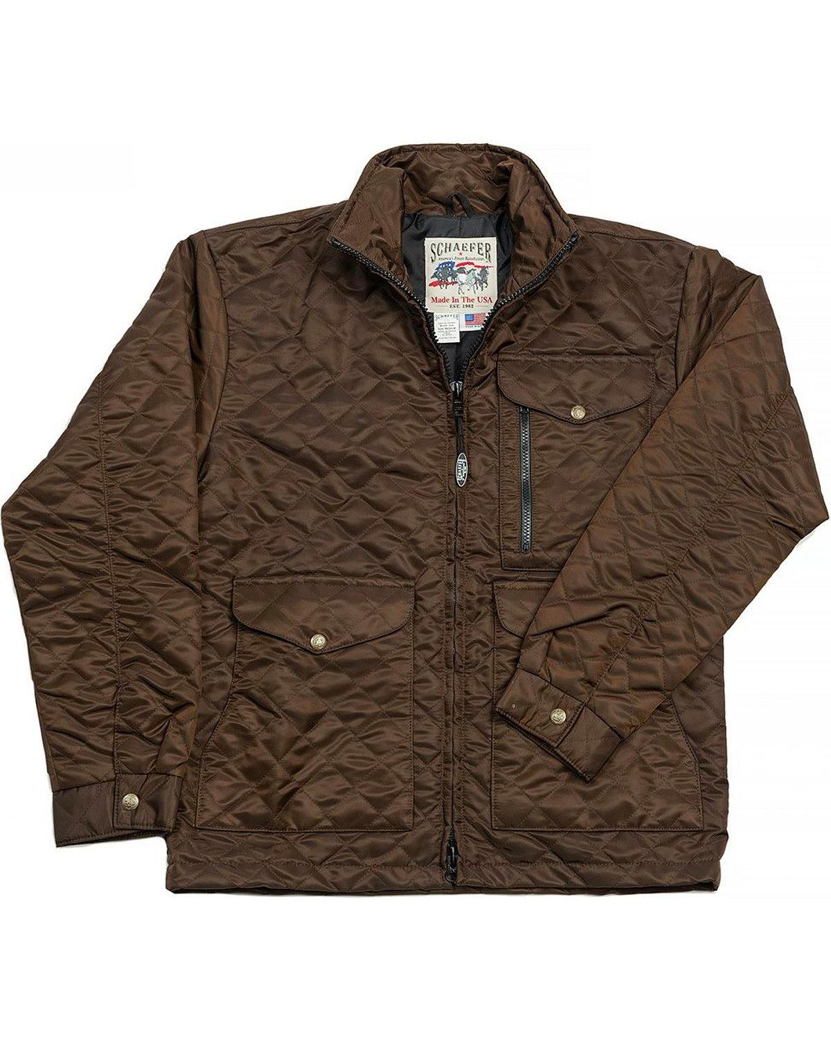 Schaefer Outfitter Men's Chocolate Canyon Cruiser 2XL Chocolate XX-Large