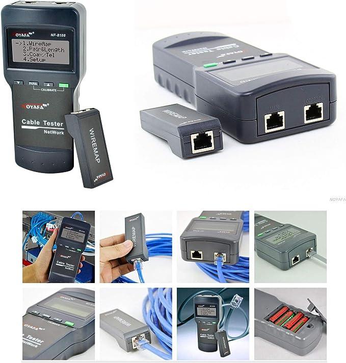 TESTER di linea//Tester di Rete//Cavo tester per; Net Network-TESTER TP III