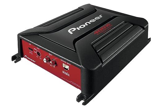 7 opinioni per Pioneer GM-A3602 Amplificatore Collegabile a Ponte, 2 Canali, 400 W, Nero