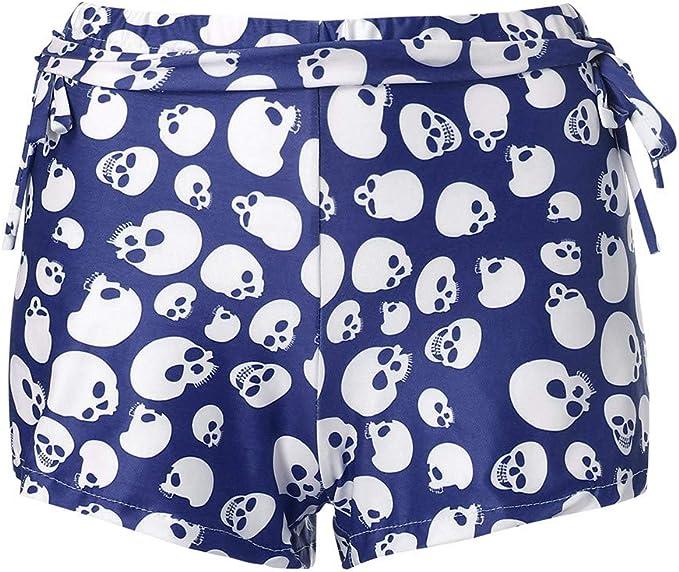 Pantalones Mujer Cortos Verano Deporte PAOLIAN Pantalones Vestir ...