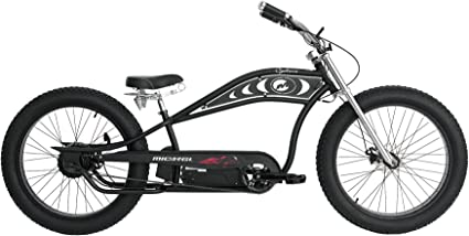 """Bicycle Steel Chain Guard 26/"""" Black Fits Beach Cruiser extended Choppers"""