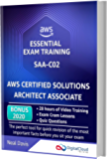AWS Certified Solutions Architect Associate - Essential Exam Training SAA-C02: BONUS: In-depth Video Course with 28h of…