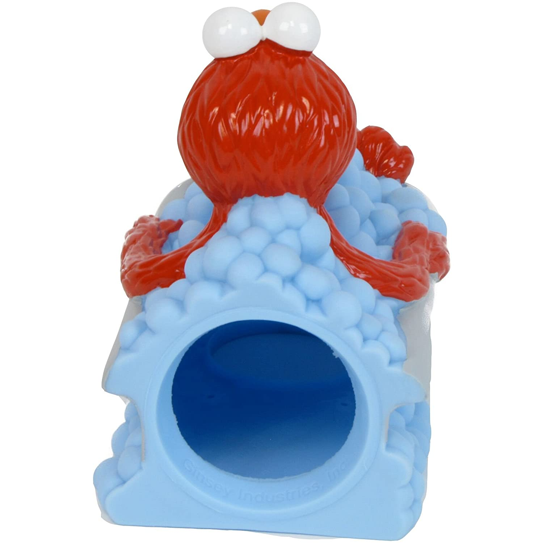 Amazon.com : Sesame Street Elmo Safety Spout Cover : Bathtub Faucet ...