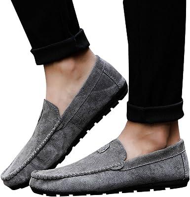 Men Leather Shoes Men Comfortable Suede