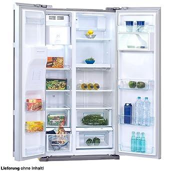 Side By Side Kühlschrank Crushed Ice Maker 4 Sterne Gefrier Kombi Daewoo  FPN X 22 E2CQ: Amazon.de: Elektro Großgeräte