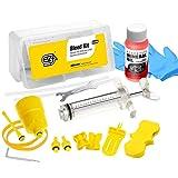 Revmega Kit de purge pour freins à disque, freins hydrauliques, pour liquide à base d'huile minérale Shimano–Inc.
