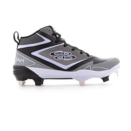076add2072e Amazon.com  Boombah Women s A-Game Metal Mid Cleats - 4 Color ...