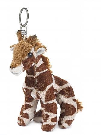 WWF 15205025 - Llavero de jirafa de peluche (10 cm): Amazon ...