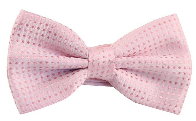 Panegy Bow Tie Hombres Pajarita Corbata de Lazo Pre-anudada ...