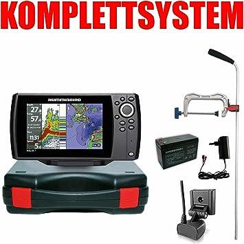 Humminbird Echolot GPS portátil Profesional para Plotter Edition – Helix 7 Chirp GPS G2: Amazon.es: Deportes y aire libre