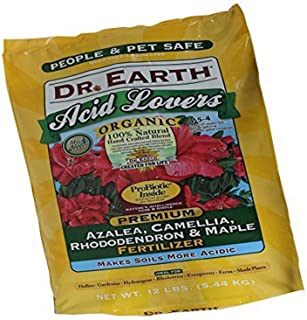 product image for Dr. Earth 710 Organic 4 Azalea/Camellia/Rhododendron Fertilizer, 12-Pound