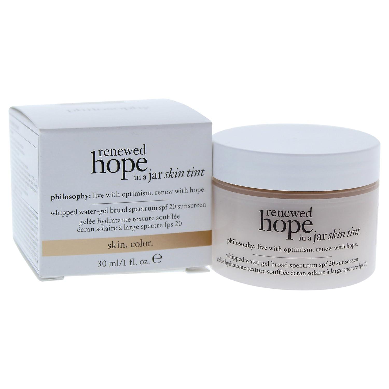 Philosophy Renewed Hope in a Jar Skin Tint Spf 20, 6.5 Tan for Women, 1 Ounce PerfumeWorldWide Inc. Drop Ship