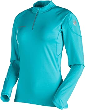 Mammut MTR 141 Half Zip Longsleeve Women Langarmshirt Damen