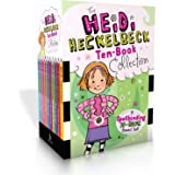 The Heidi Heckelbeck Ten-Book Collection: Heidi Heckelbeck Has a Secret; Casts a Spell; and the Cookie Contest; in Disguise;