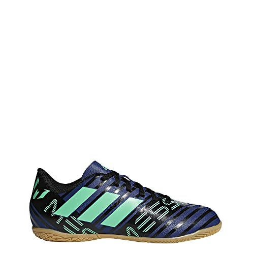 detailed look 9b0db 2b848 Adidas Nemeziz Messi Tango 17.4 in J, Scarpe da Calcetto Indoor Unisex- Bambini,